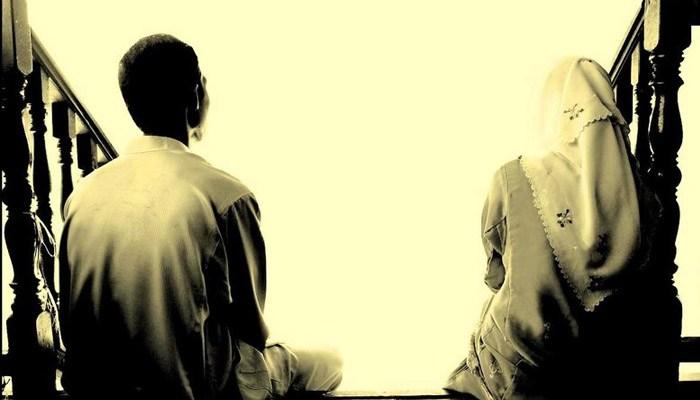tidak mampu menafkahi istri, bertengkar suami-istri