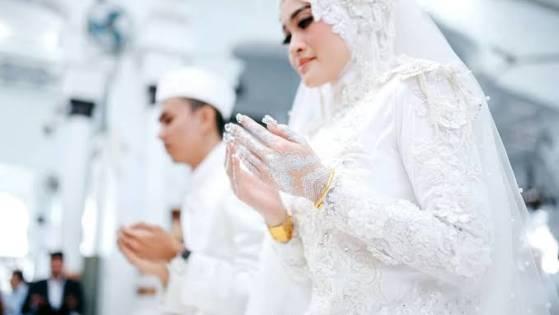 mengulang pernikahan; Doa untuk Pengantin Baru