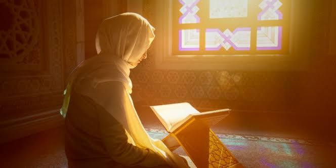 adab membaca al-Qur'an, psikologi perempuan