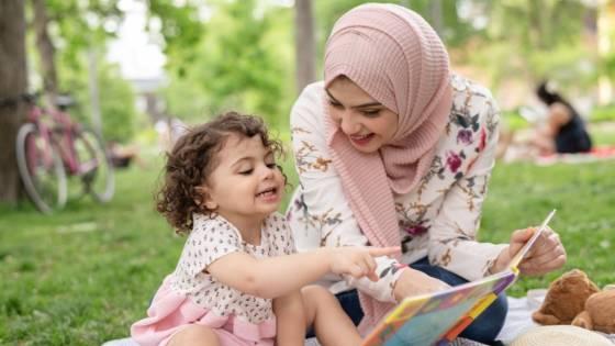 mendidik anak cinta lingkungan