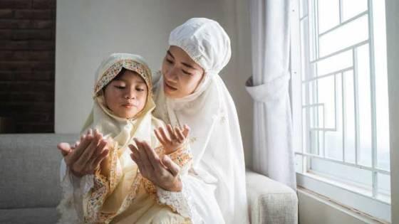Cara Allah Mengabulkan Doa,Anak perhiasan dunia menyemai nilai-nilai agama pada anak