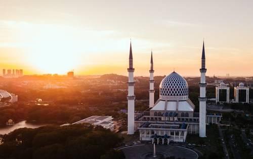 bolehkah tidur di masjid?