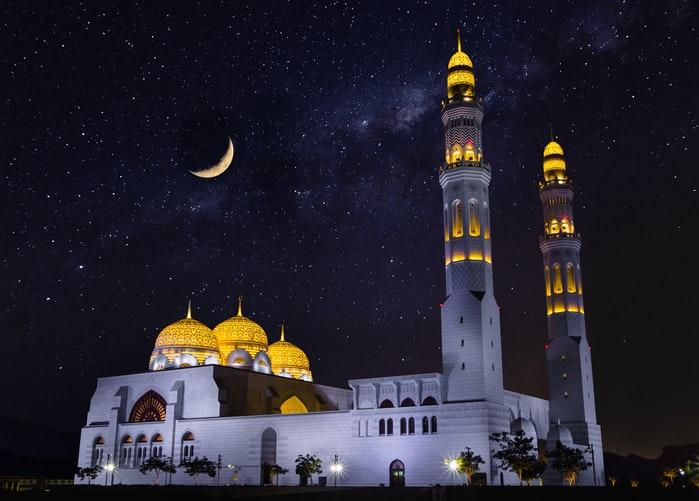 I'tikaf Harus di Masjid
