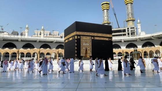 doa sampai di masjidil haram