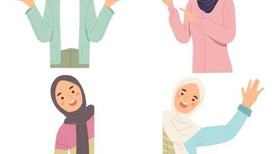 hijab dalam perbincangan alquran