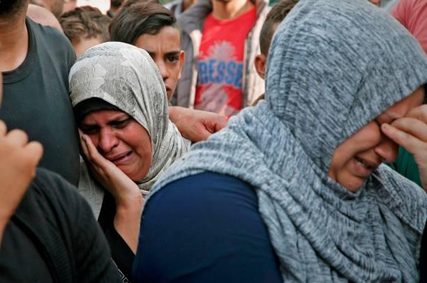Perempuan Hidup di Palestina