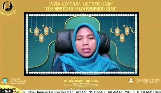 Nur Rofiah Penggagas gender