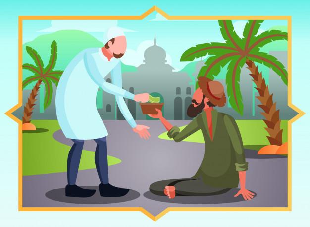 Merahasiakan Sedekah Menurut Al-Ghazali
