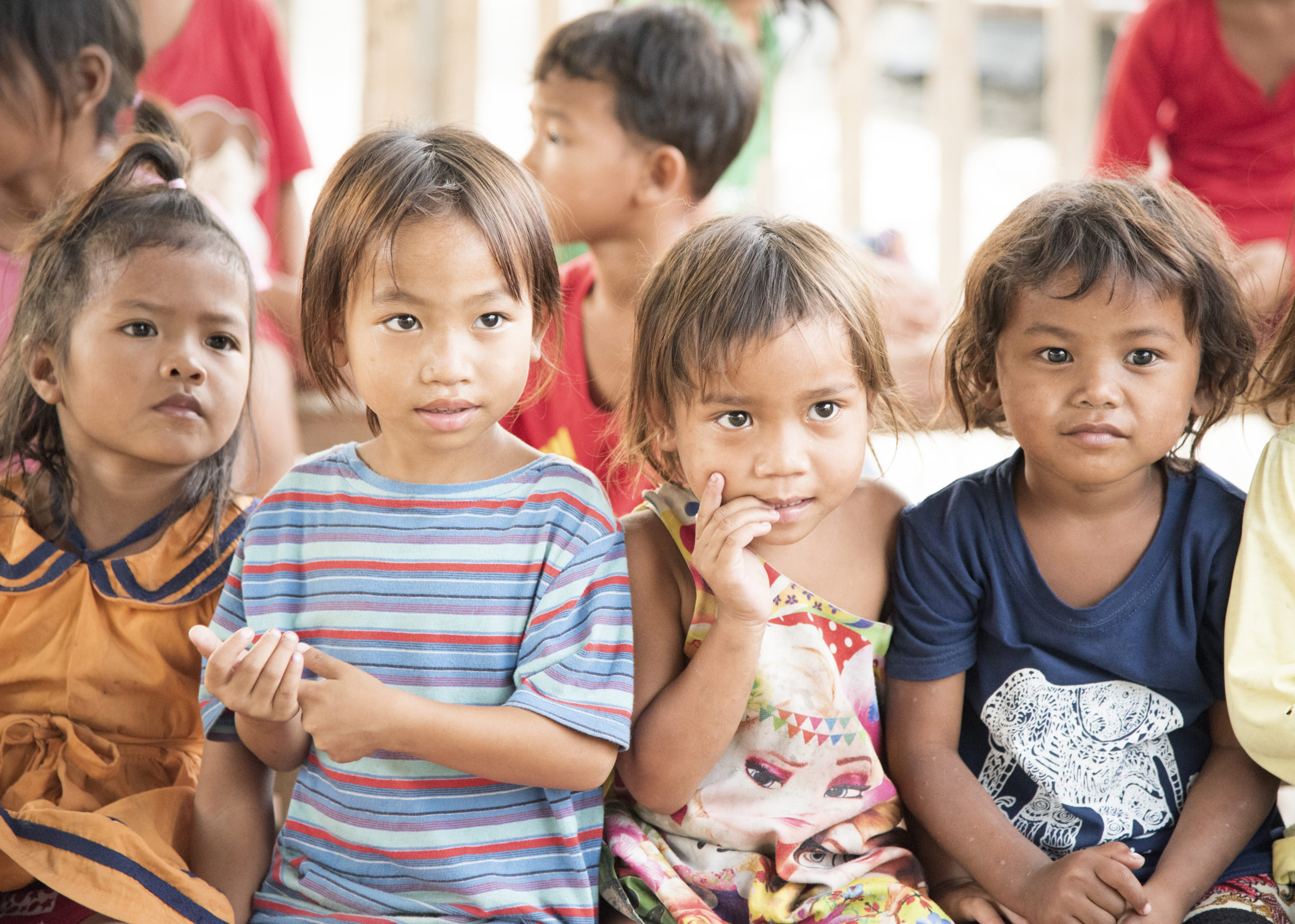 menyantuni anak yatim muharram