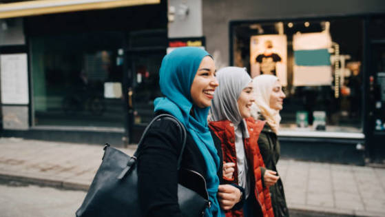 Pakaian Perempuan era rasulullah