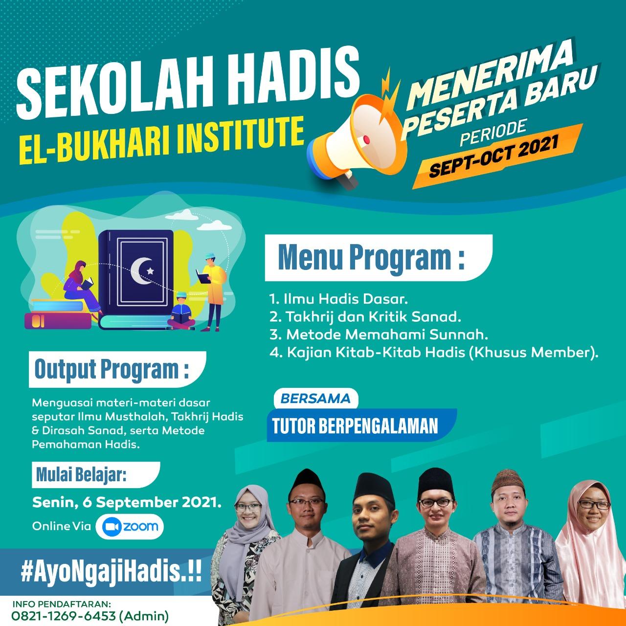 sekolah Hadis el-Bukhari Institute
