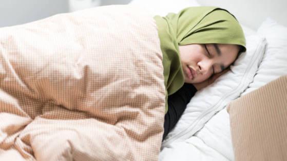 negatif Tidur Setelah Shubuh