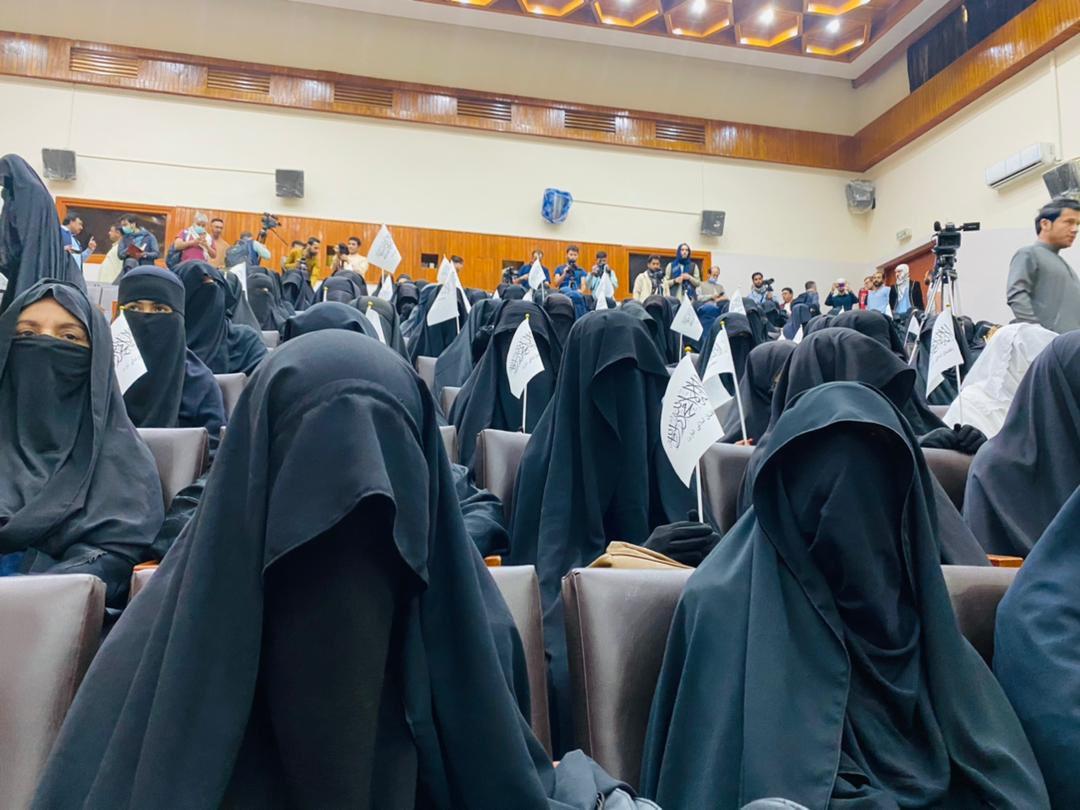 perempuan afghanistan taliban berubah