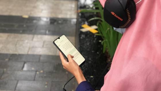 Maulid aplikasi audio shalawat