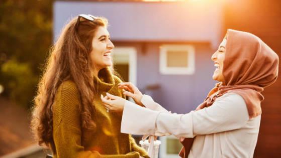 persahabatan aisyah perempuan yahudi